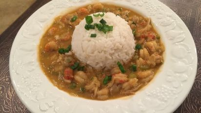Easy Crawfish Etouffee Recipe Food Com