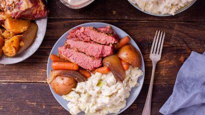 Corned Beef In Beer Crock Pot Recipe Food Com