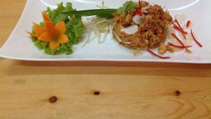 Mee Krob (Thai Crisp Fried Noodles)