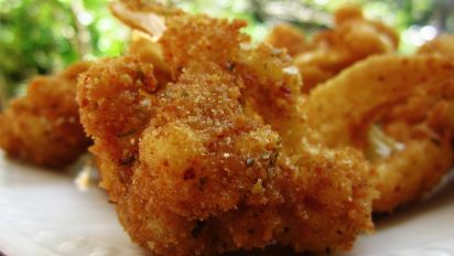 Breaded Cauliflower Recipe Food Com