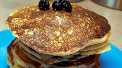 Ger S Awesome Thin Buttermilk Pancakes Recipe Food Com