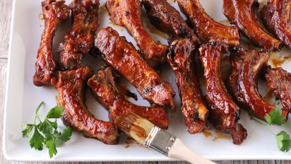 Should Be Illegal Oven Bbq Ribs