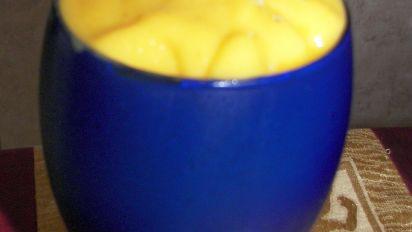 Mango-Banana Smoothie