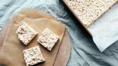 The Original Rice Krispies Treats Squares