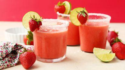Frozen Strawberry Daiquiri Recipe Food Com