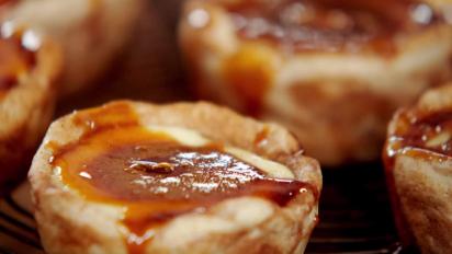 Jamie Oliver's Portuguese Custard Tarts