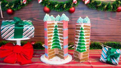 The Grinch Christmas Tree.The Grinch Christmas Cake