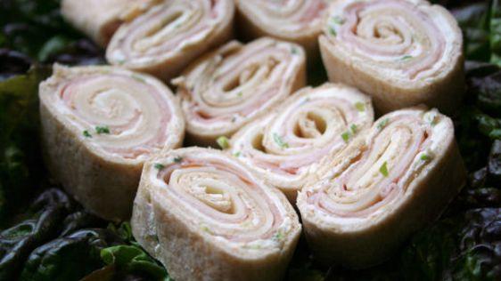 Tortilla Pinwheels a Free Recipe from Food.com!