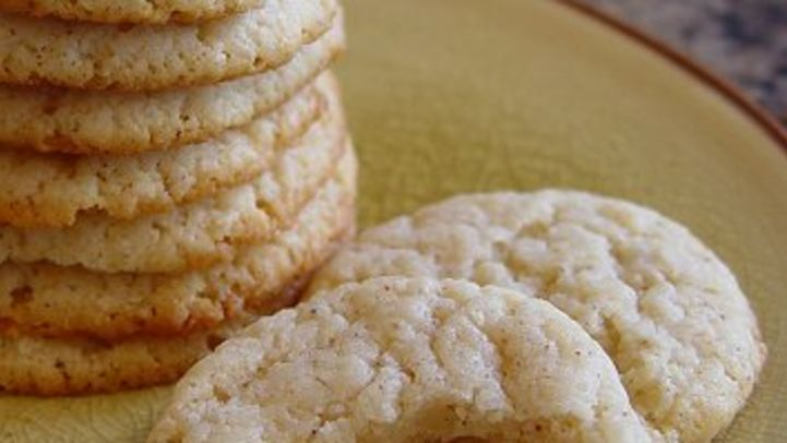 Cream Cheese Spice Cookies