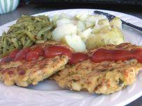 Cod Fish Cakes Recipe Genius Kitchen
