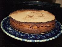 Chocolate Red Wine Cake
