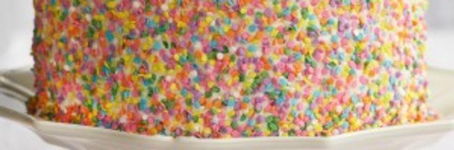 Kelsey Nixons Essential Yellow Birthday Cake Genius Kitchen