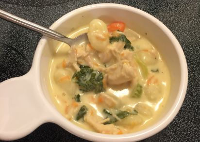 chicken and gnocchi soup ala olive garden recipe genius kitchen - Olive Garden Gnocchi Soup