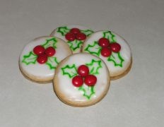 New zealand healthy recipes genius kitchen new zealand holly cookies forumfinder Gallery