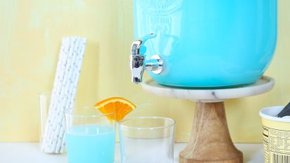 Blue Baby Shower Punch Recipe Genius Kitchen