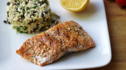 Grilled Salmon Recipe Genius Kitchen