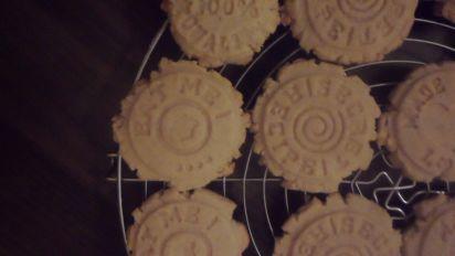 Cookie Stamp Shortbread Recipe