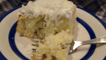 Cake Mix Italian Cream Cake Recipe Genius Kitchen