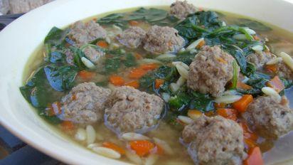 Italian Wedding Soup Recipe Genius Kitchen