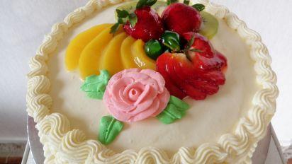 clear fruit glaze for cakes recipe genius kitchen
