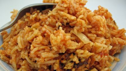 Rice Cooker Mexican Rice Recipe Genius Kitchen