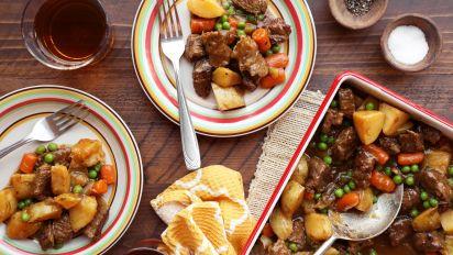 Crock Pot Rustic Lamb Stew Recipe Genius Kitchen