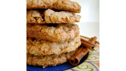 Yummy Oatmeal Butterscotch Cookies Recipe Genius Kitchen