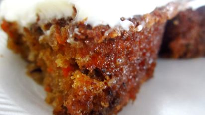 Blue Ribbon Carrot Cake With Buttermilk Glaze Recipe Genius Kitchen
