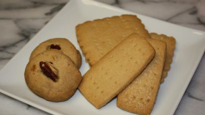 Scottish Shortbread Cookies Recipe Genius Kitchen