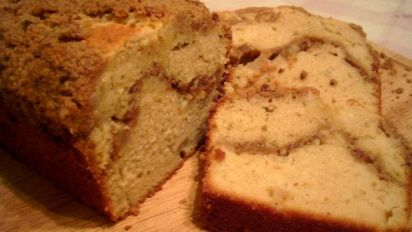 Buttery Apple Loaf Cake Recipe Genius Kitchen