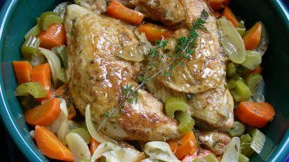 Country French Chicken Diabetic Recipe Recipe Genius Kitchen