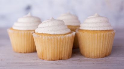 Vanilla Buttercream Frosting From Sprinkles Cupcakes Recipe