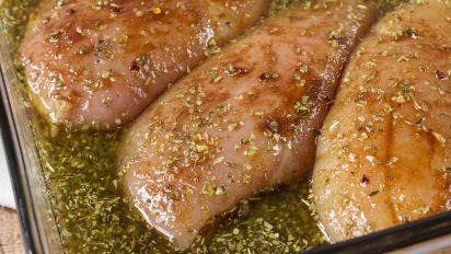 Delicious Grilled Chicken Marinade Recipe Genius Kitchen
