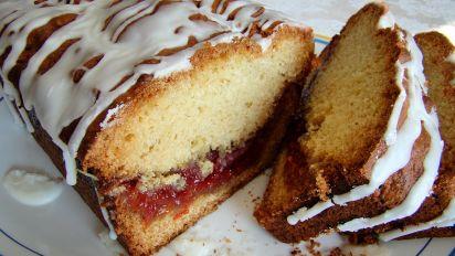 Blueberry Coffee Cake With Lemon Icing Recipe Genius Kitchen