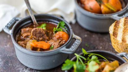 Slow Cooker Guinness Beef Stew Recipe Genius Kitchen
