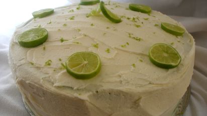 Key Lime Cake With White Chocolate Frosting Paula Deen Recipe