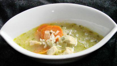 Cure My Cold Chicken Soup Recipe Healthy Genius Kitchen