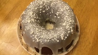 Chocolate Cream Cheese Pound Cake Recipe Genius Kitchen