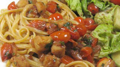 Scallops Jardiniere Recipe Genius Kitchen