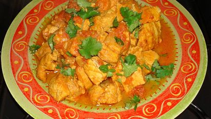 Pork Curry For The Ladies Recipe Indian Genius Kitchen