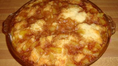 Bisquick Pineapple Coffee Cake Recipe Genius Kitchen