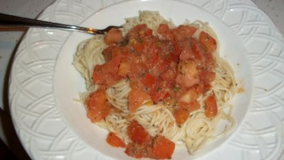 Olive Garden Capellini Pomodoro Recipe Genius Kitchen