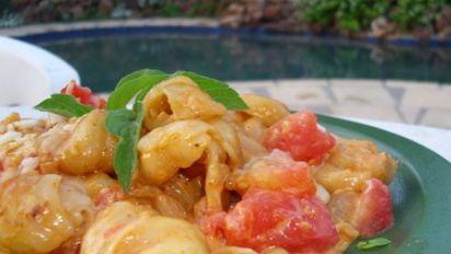 Blt Creamy Mac N Cheese Rachael Ray Recipe Genius Kitchen