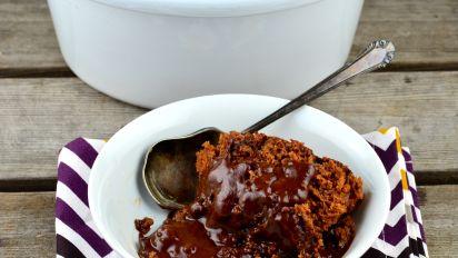 Crock Pot Hot Fudge Sundae Cake Recipe Genius Kitchen