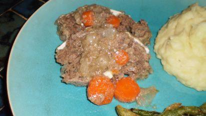 Hackbraten German Meatloaf Recipe Genius Kitchen