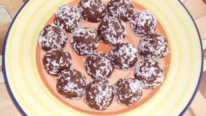 No Bake Chocolate Cookies Chokladbollar Recipe Genius Kitchen