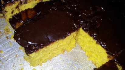 Bolo De Cenoura Brazilian Carrot Cake Recipe Genius Kitchen