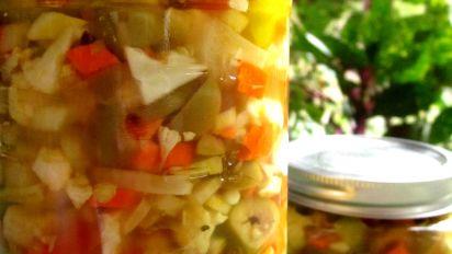 Giardiniera Recipe Genius Kitchen