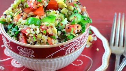 Costco Quinoa Salad Recipe Genius Kitchen
