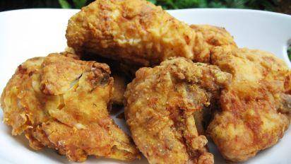 Spicy Southern Fried Chicken Recipe Genius Kitchen